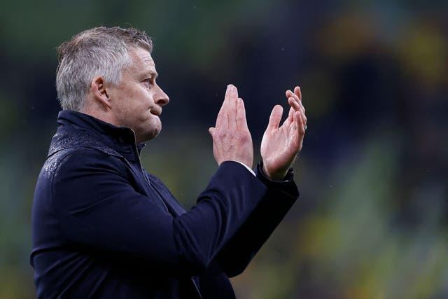 We didn't turn up… we can't call season a success – Solskjaer