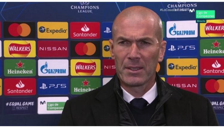 Zinedine Zidane coll