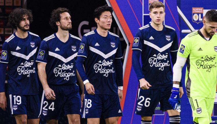 Olympique Lyonnais  v Bordeaux – France Ligue 1