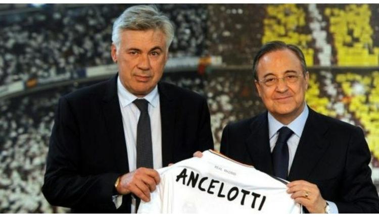 Carlo Ancelotti coll