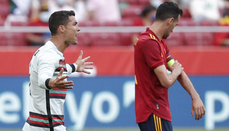 Spain v Portugal – Friendly match