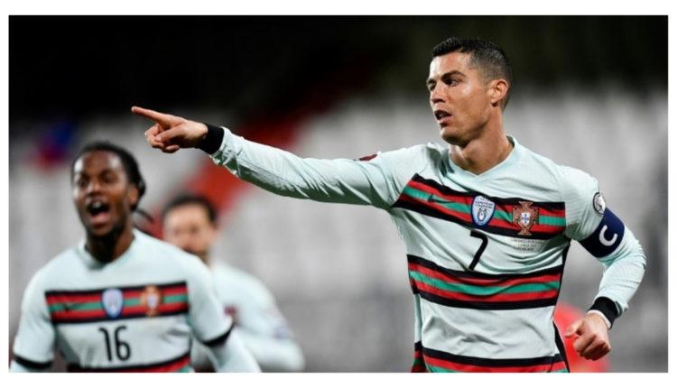 Cristiano Ronaldo is raring to go for Euro 2020