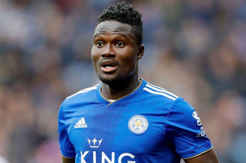 Premier League club 'plot move' for Leicester City man Amartey