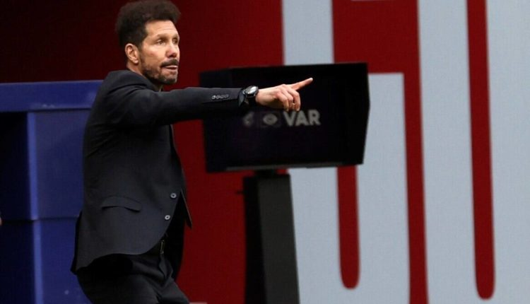 Diego Simeone on the verge of Atletico Madrid contract extension