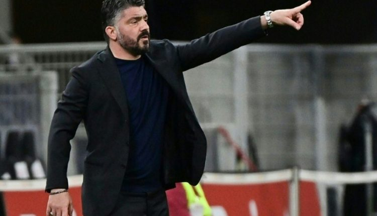 Gattuso poised to exit Fiorentina after three weeks – reports