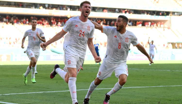 Slovakia v Spain – UEFA Euro 2020: Group E