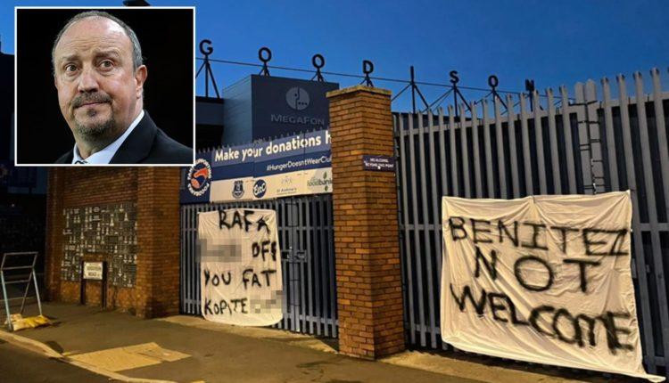 Rafa not welcome