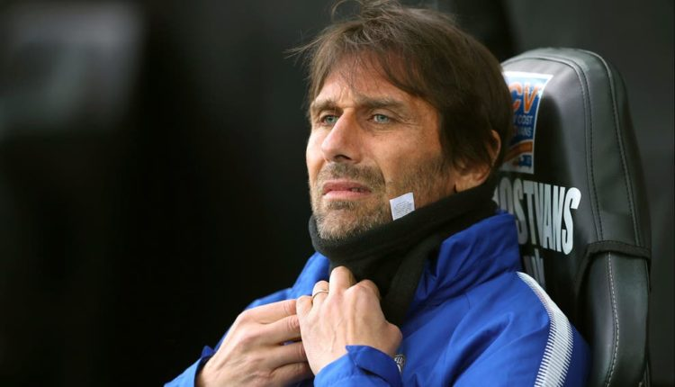 Tottenham are in talks with Antonio Conte
