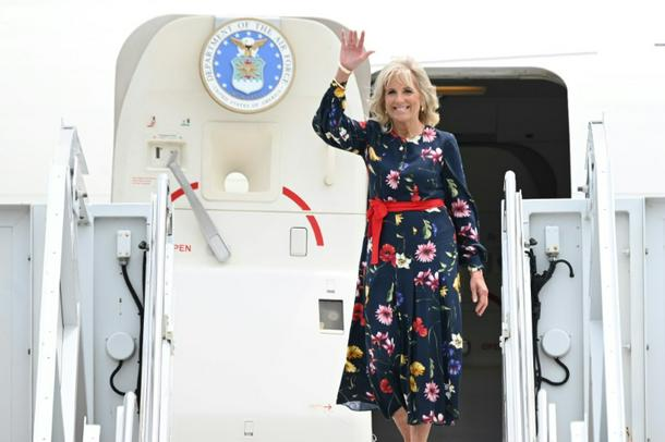 First Lady Jill Biden will lead the US delegation at the Tokyo Olympics