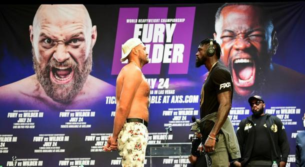 Fury-Wilder fight