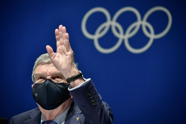 IOC president Thomas Bach said he suffered sleepless nights over the Tokyo Olympics postponement
