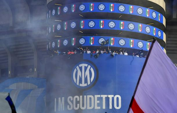 Inter Milan won Serie A last season for the first time in 11 years.