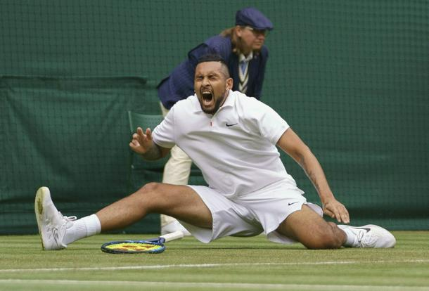 Nick Kyrgios is being urged to play at the Olympics