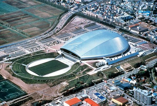 Sapporo Dome stadium will be hosting five Olympic football matches but without spectators