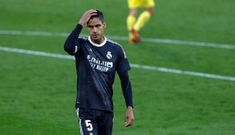 Varane will sign for five seasons and earn 10 million pounds a year, 'ABC' reports