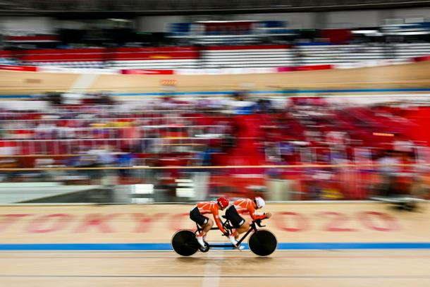 Cycling is one of eight sports beginning on the first day of Paralympic competition in Tokyo