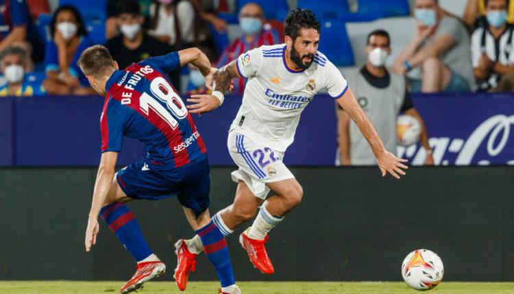 Isco reveals Real Madrid preseason training secret