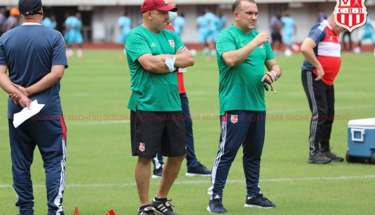 CR Belouizdad coach