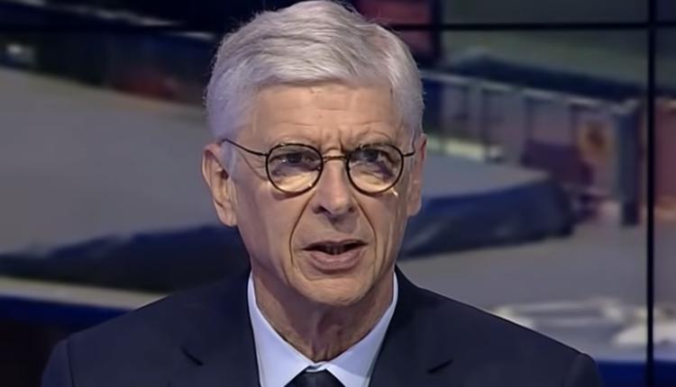 Former Arsenal manager Arsene Wenger.