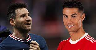 messi and ron